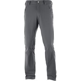 Salomon Wayfarer Straight LT - Pantalon long Homme - gris